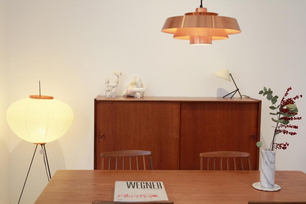 VAN ONS vintage design interior furniture shop Amsterdam