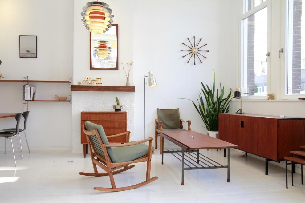 Furniture shop VAN ONS Amsterdam design interior