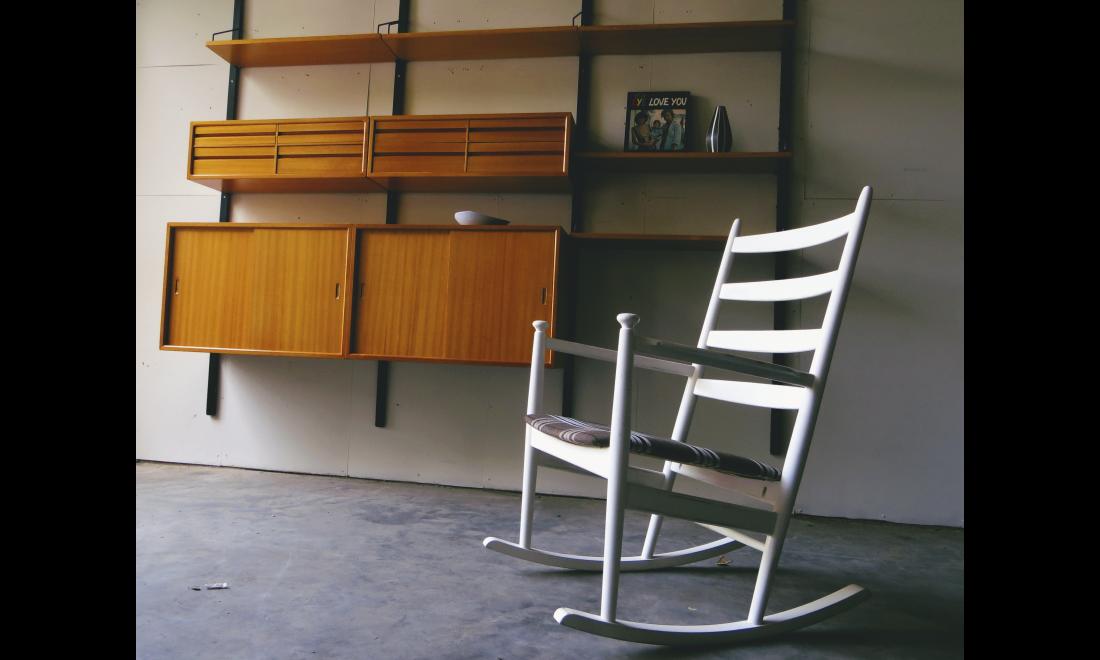 Zilverduin Vintage Furniture - Leek