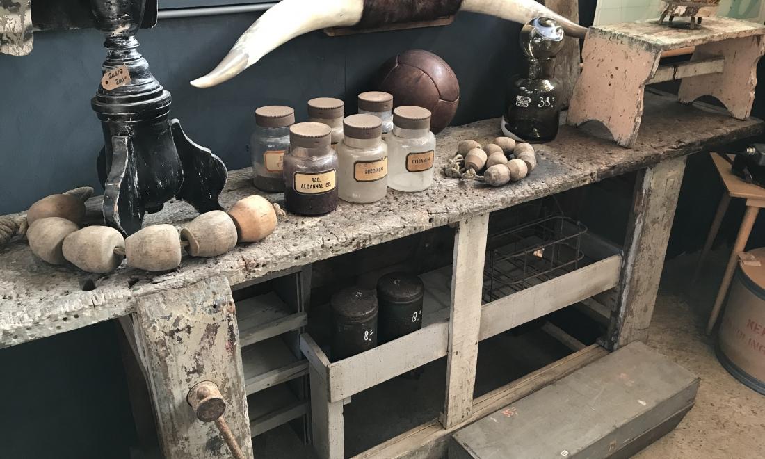 Bij-dehand Vintage en industrieel - Limmen