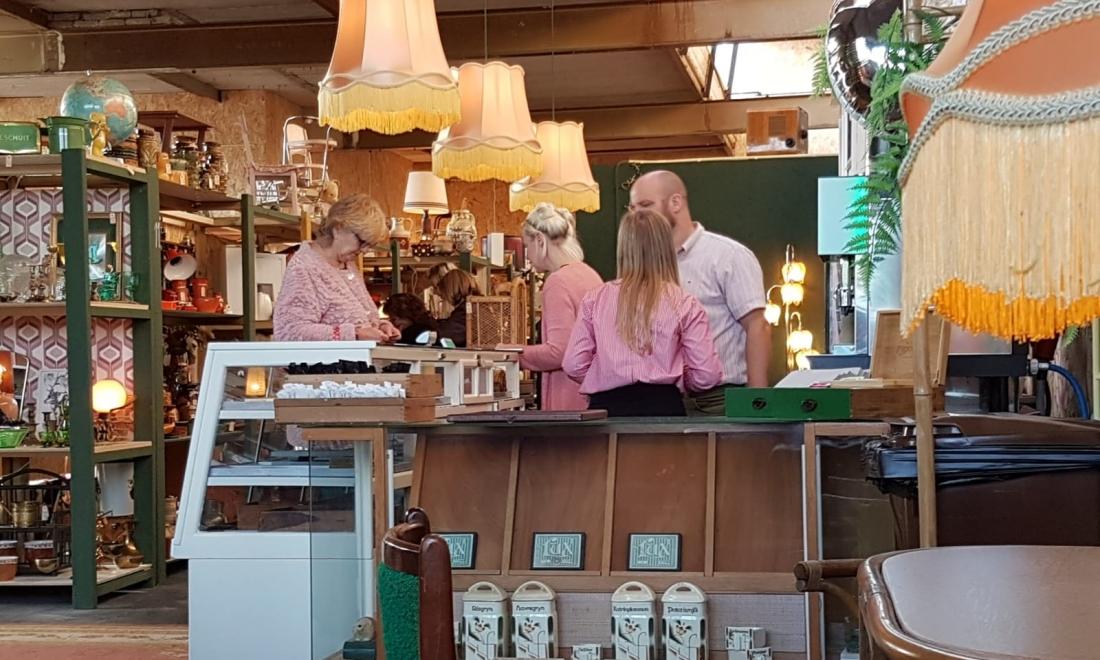 winkel Ouderwets Gezellig - Leeuwarden