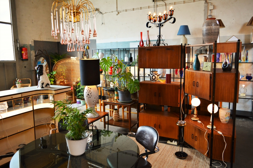OKER Vintage Interior