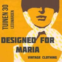 Designed For Maria Vintage Clothing - Leeuwarden