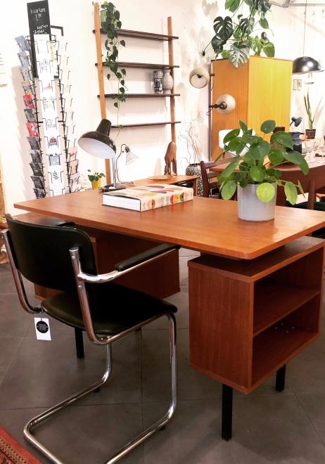 vintage bureau midcentury