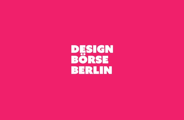 Agenda: Design Börse Berlin 13-15 november 2020