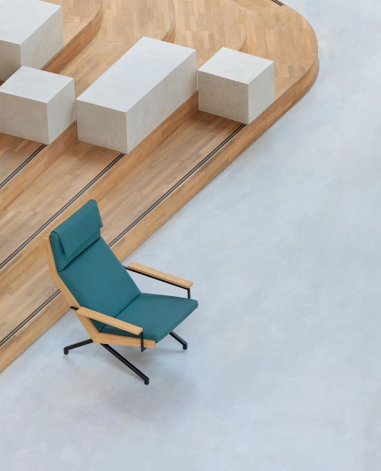 Rob Parry Lotus chair Greenoffice