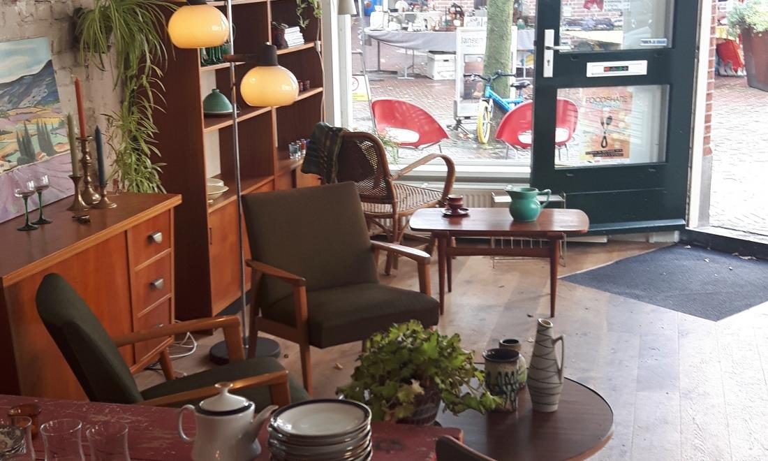 Jansen Vintage - Amsterdam
